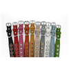 Jewelled Pet Collar - Circle Pattern