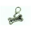 "Dog Charm Bone ""The Boss"" Sparkly Pet Jewellery JCHBOS"