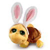 Peepers Shelly Turtle With Bunny Rabbit Ears Childrens Toy 36908